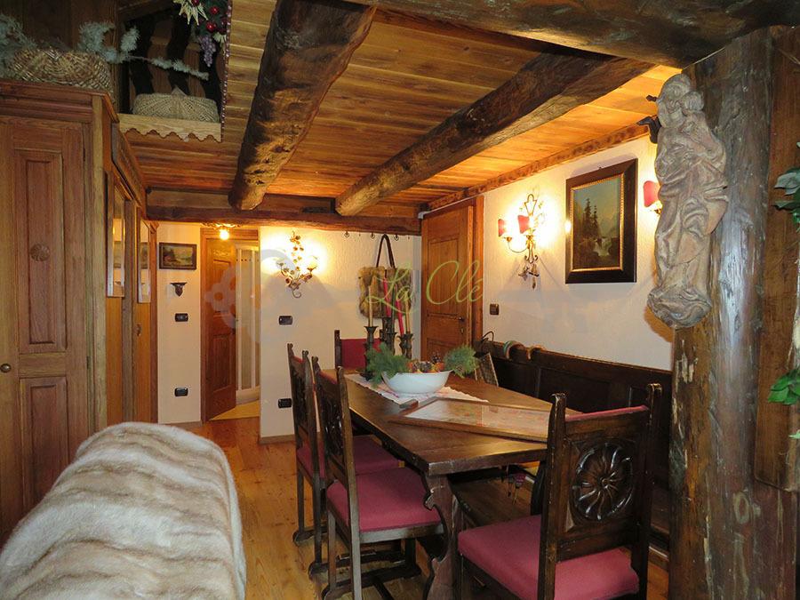Bilocale Courmayeur Via Val Sapin 7
