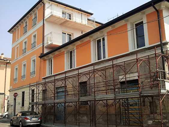 locale commerciale in affitto a brescia   600 euro  1 locale 55 mq 1 Bagno