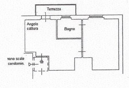 Bilocale Firenze Via Arcipressi \\ 10