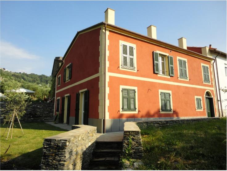 Casa indipendente in vendita a lavagna genova rif for Casa indipendente genova