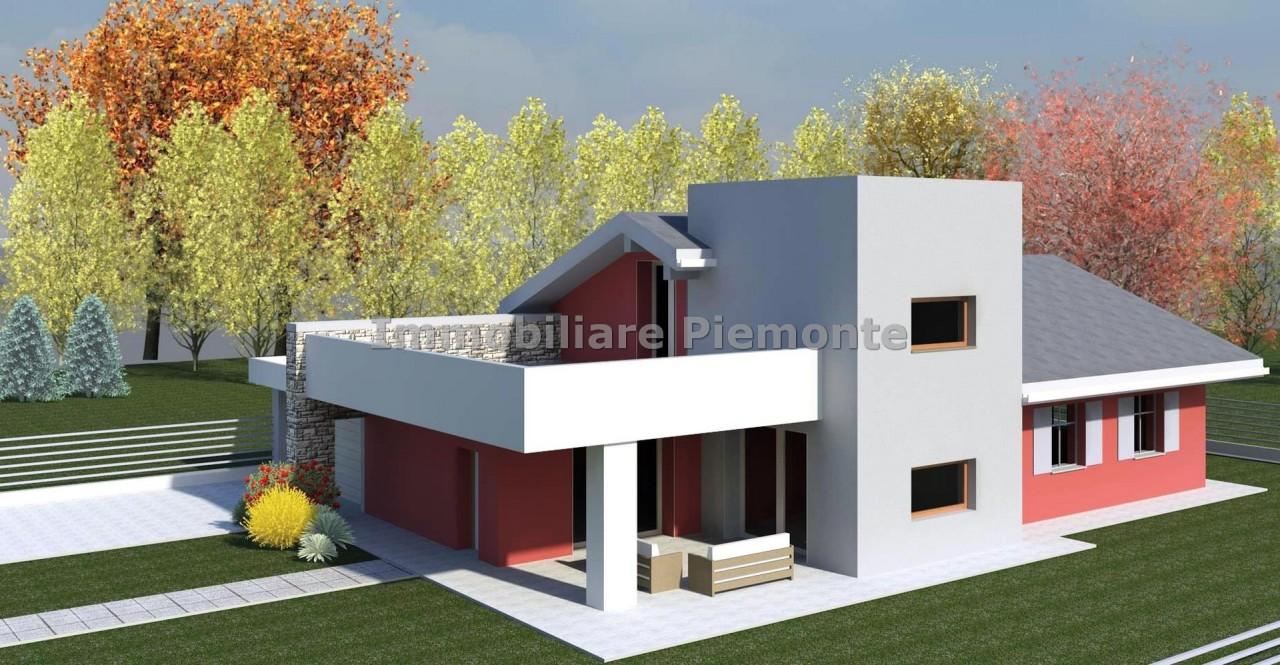 Villa in Vendita a Briga Novarese