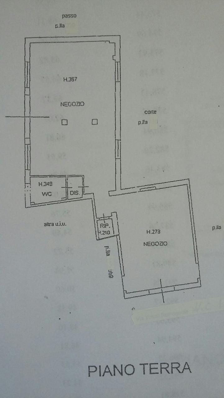 Negozio / Locale in vendita a Cascina, 2 locali, prezzo € 140.000 | Cambio Casa.it