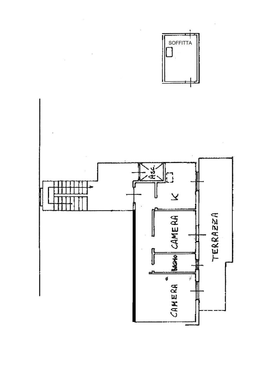 Appartamento in vendita a Scandicci, 3 locali, prezzo € 190.000 | Cambio Casa.it
