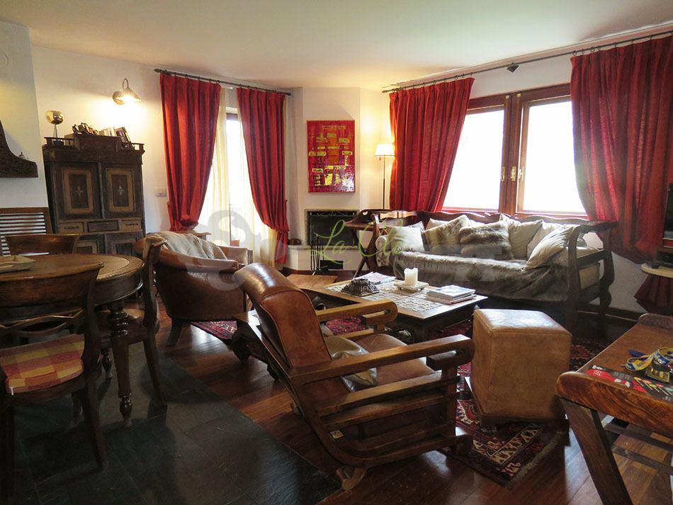 Appartamento in vendita a Entreves, Courmayeur (AO)