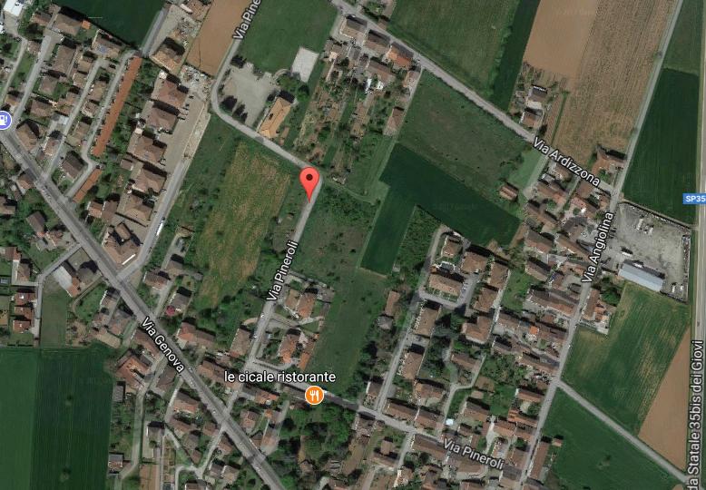 Agricolo - Seminativo a SPINETTA MARENGO, Alessandria Rif.12356000