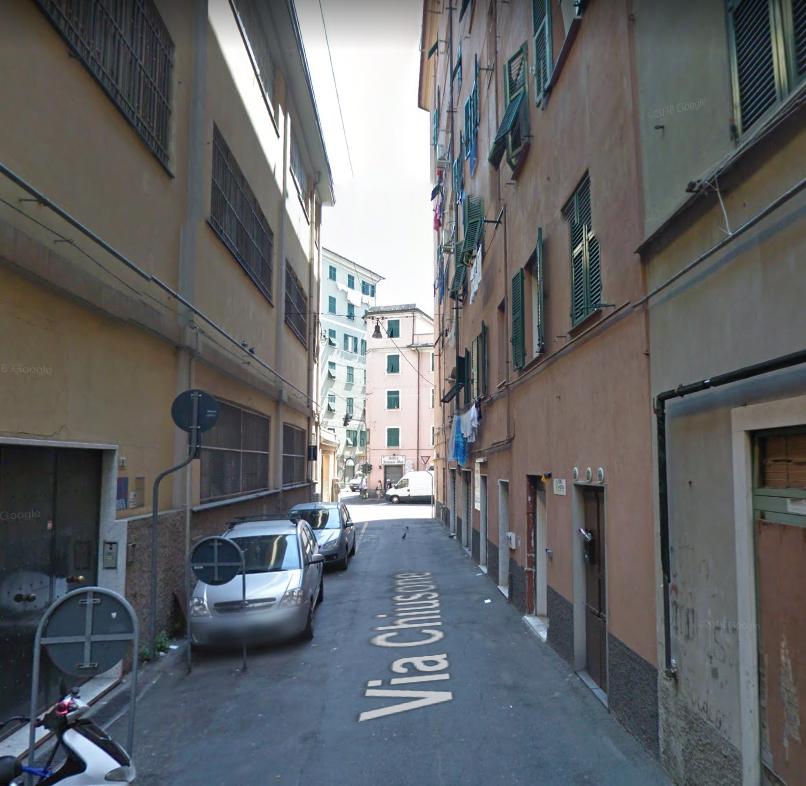 vendita appartamento genova   36525 euro  55 locali  65 mq
