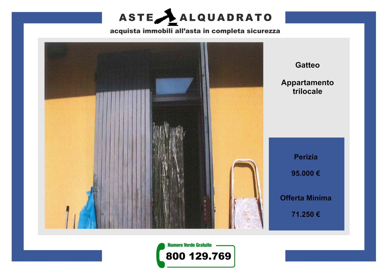 Foto 1 di Appartamento Via Gastone Sozzi, Gatteo