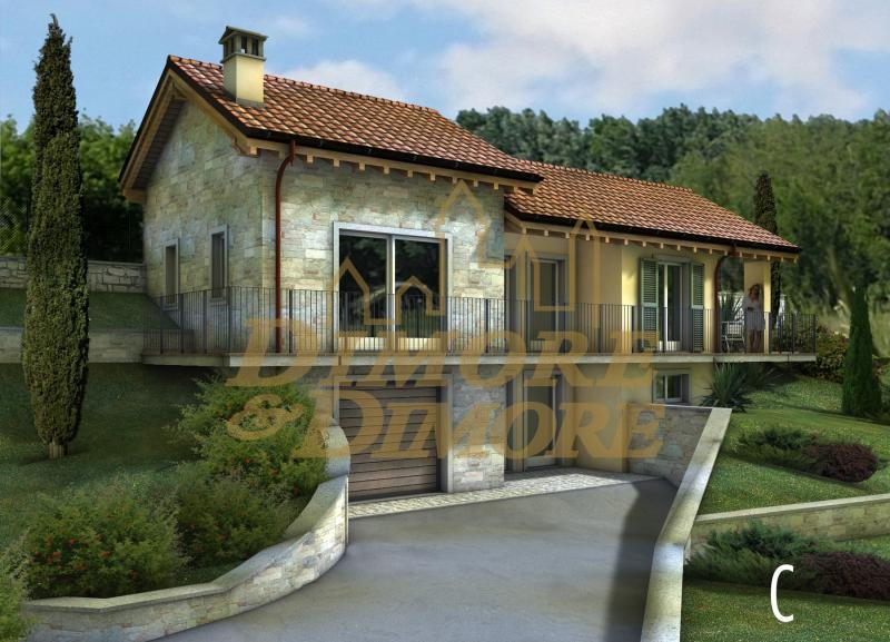 Villa a Schiera in vendita a Belgirate, 4 locali, prezzo € 200.000 | CambioCasa.it