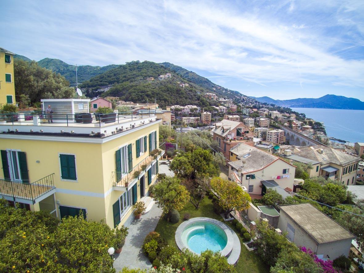 Apartment, prime alture via marconi, Sale - Bogliasco