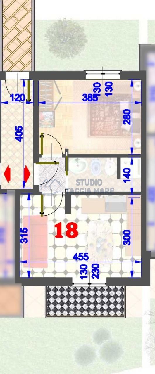 Appartamento in vendita a Pompeiana, 2 locali, prezzo € 170.000 | CambioCasa.it