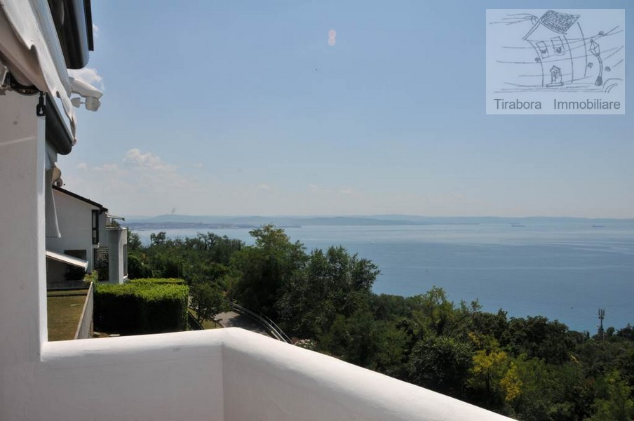 Bilocale Trieste Via Plinio 26 4