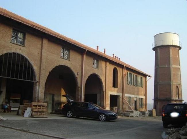 Foto - Garage In Vendita Gamalero (al)