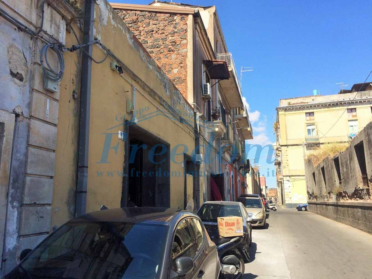 Capannone in affitto a Catania (CT)