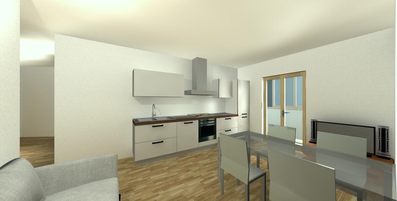 Appartamento in vendita a Savona, 3 locali, prezzo € 75.000 | CambioCasa.it