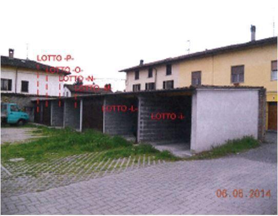 Foto - Garage In Vendita Pontecurone (al)