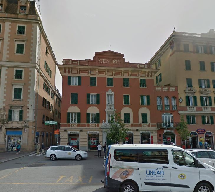 mansarda sottotetto soffitta solaio vendita genova di metri quadrati 115 prezzo 78158 rif ge65 15l6 2705 19 1400