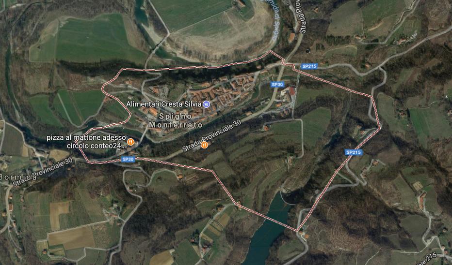 Agricolo - Seminativo a Spigno Monferrato Rif.11131330