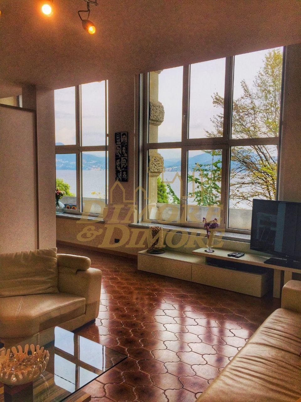 Appartamento trilocale in vendita a Oggebbio (VB)