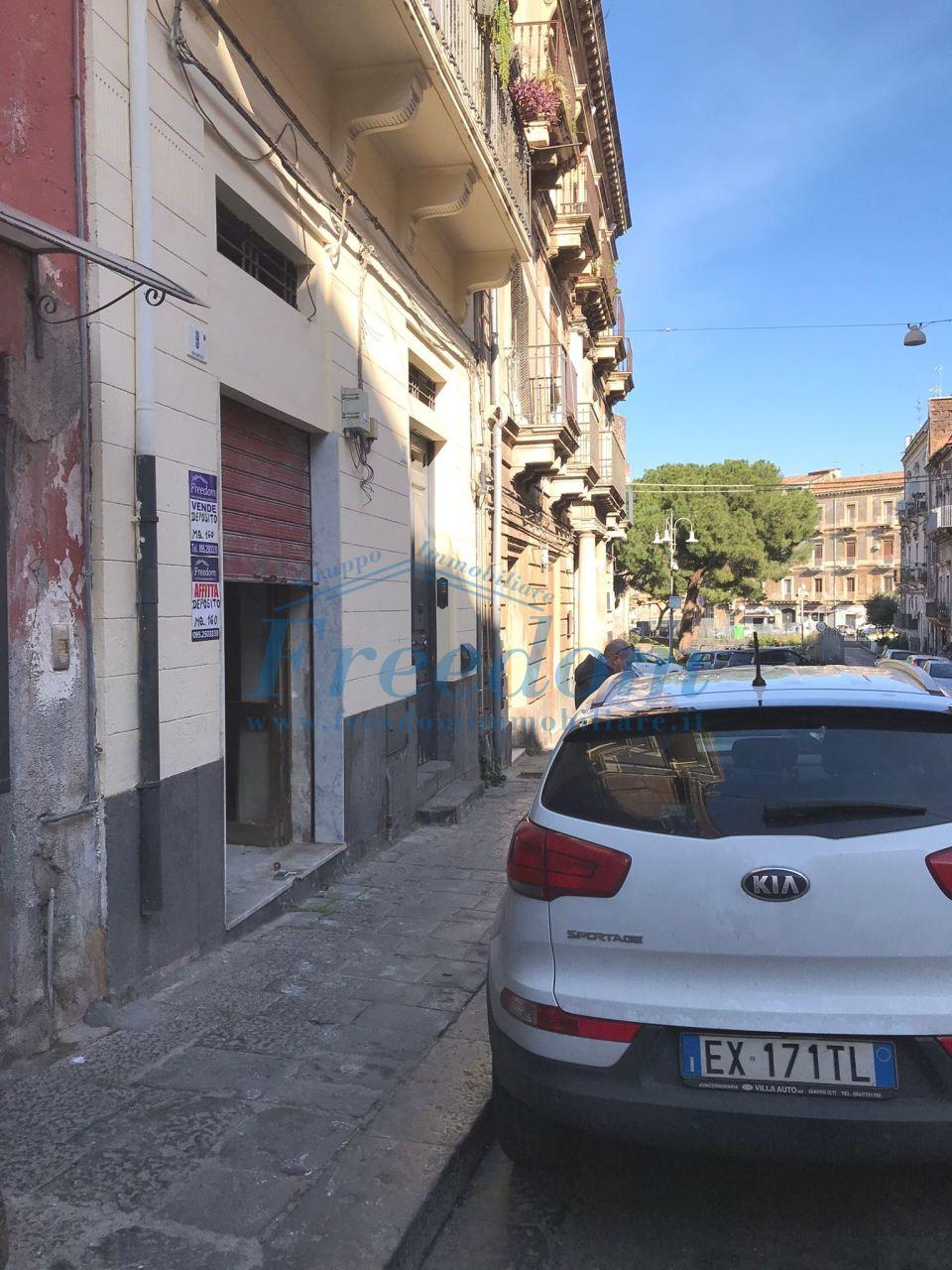 Fondo commerciale in affitto a Catania (CT)