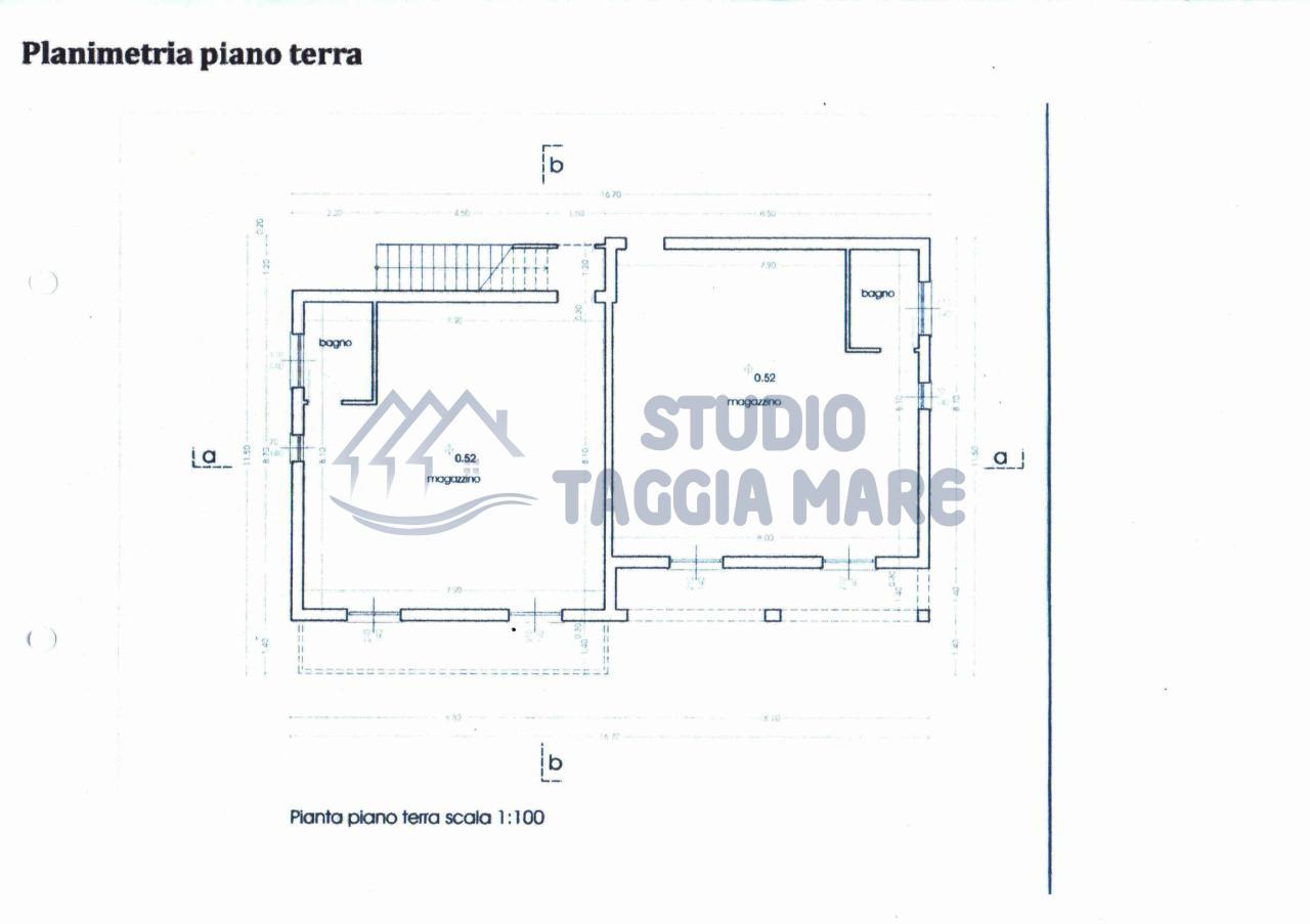 Villa a schiera riva ligure vendita 130 mq for Pianta del piano casa di 800 piedi quadrati
