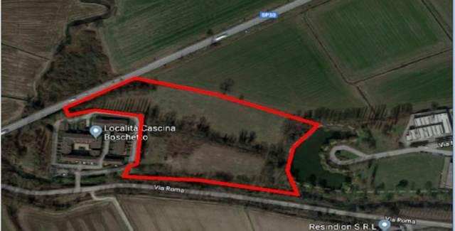 Vai alla scheda: Terreno Agricolo Vendita - Vernate (MI) - Codice -TAG048