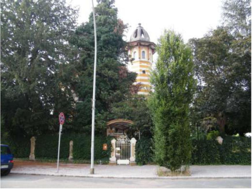 Foto 1 di Villa Viale Giovanni XXIII 30, Castellazzo Bormida