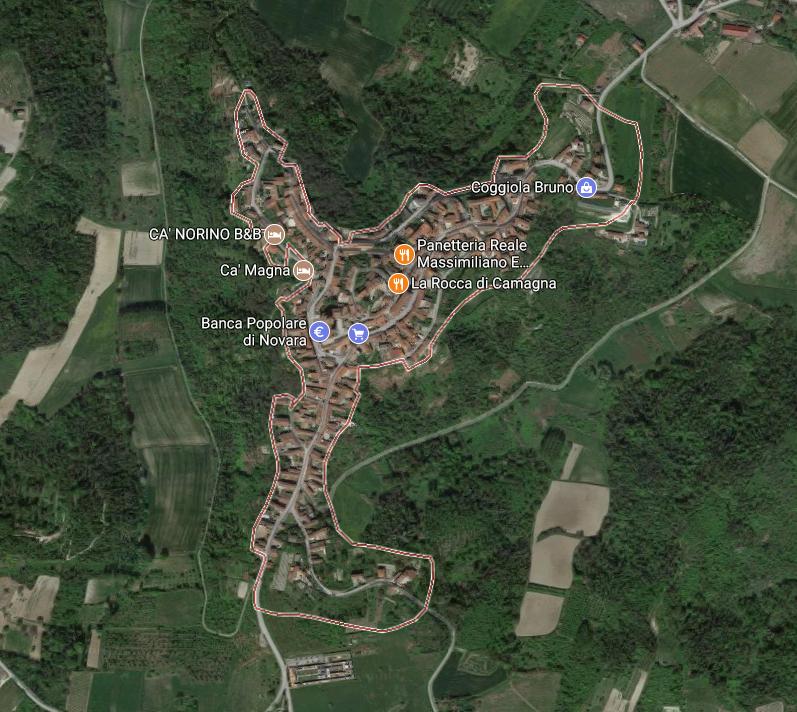 Agricolo - Seminativo a Camagna Monferrato Rif.11131308