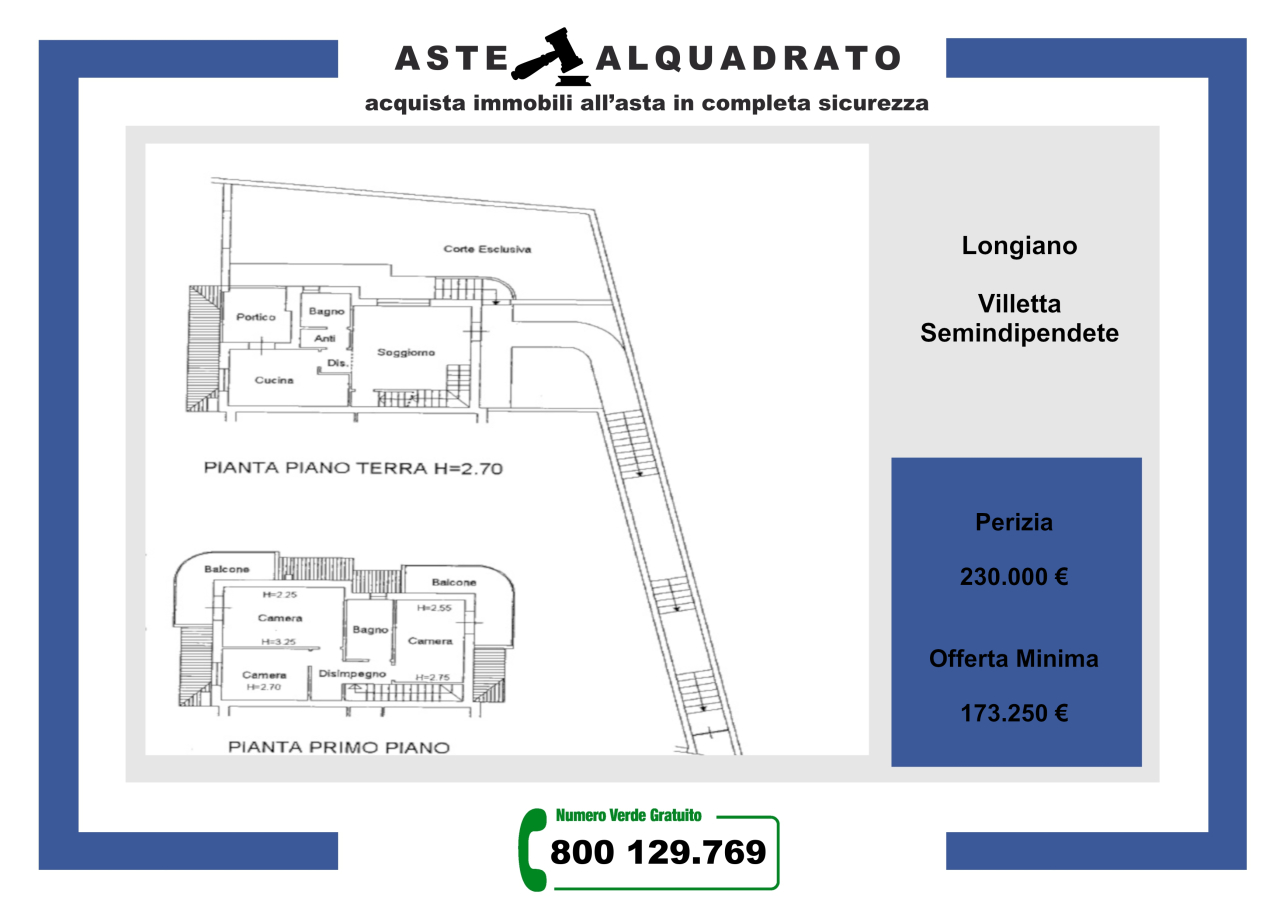 Foto 1 di Appartamento Via Angelo Pasolini, Longiano