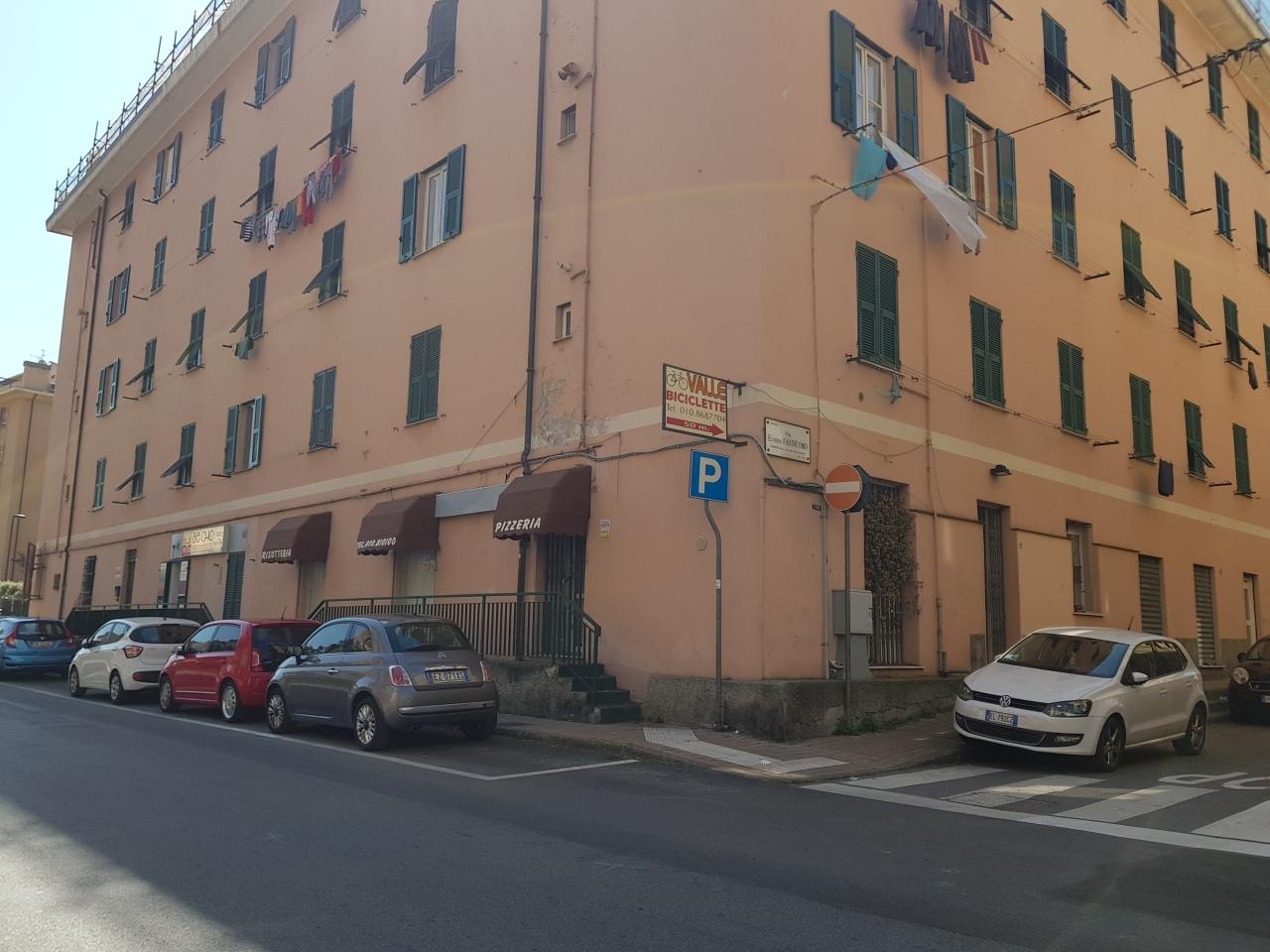 Fondo commerciale in affitto a Marassi, San Fruttuoso, Quezzi, Genova (GE)