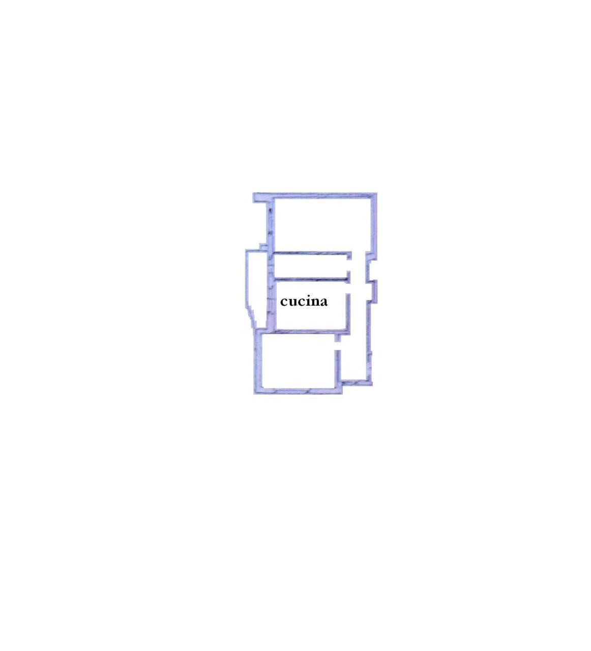 Appartamento in vendita a Savona, 3 locali, prezzo € 125.000 | Cambio Casa.it
