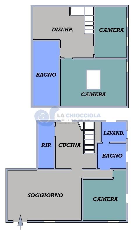 Casa semi-indipendente in affitto a Bologna (BO)
