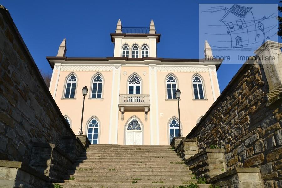 Villa in vendita a Trieste, 11 locali, prezzo € 1.100.000   CambioCasa.it