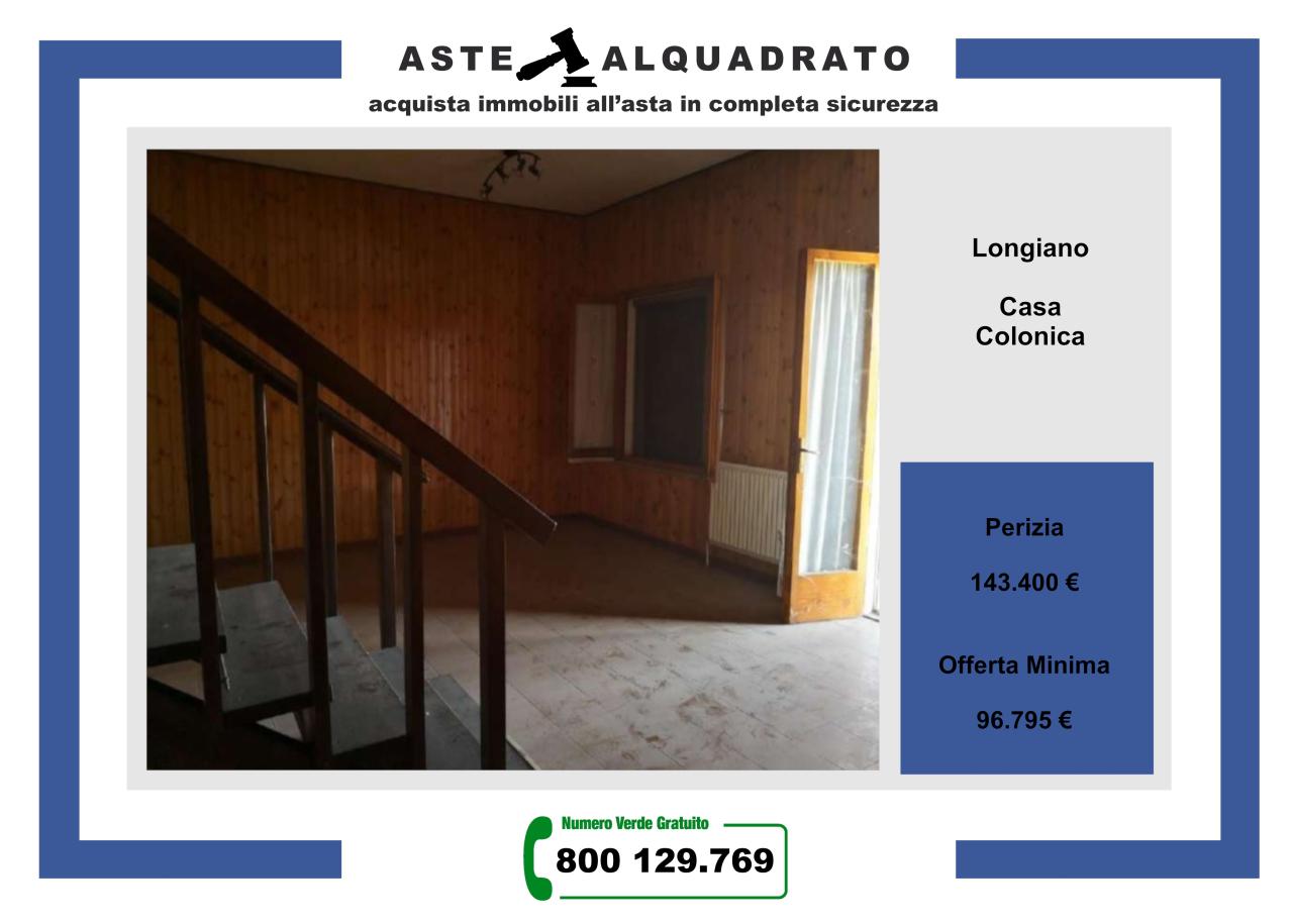 Foto 1 di Rustico / Casale Via Campolungo, Longiano