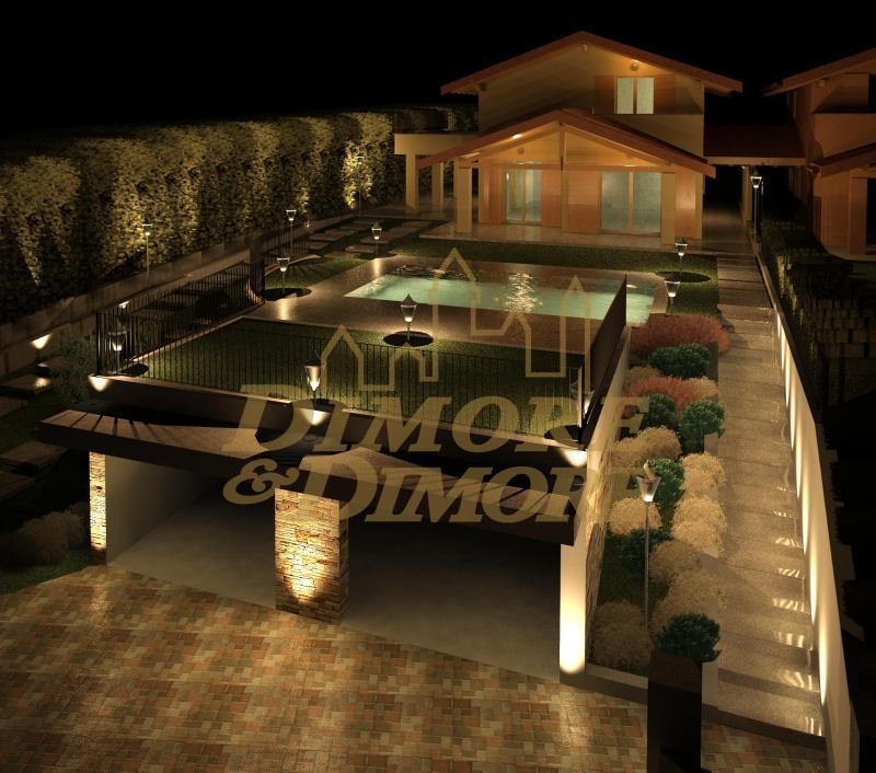 Villa in Vendita a Massino Visconti