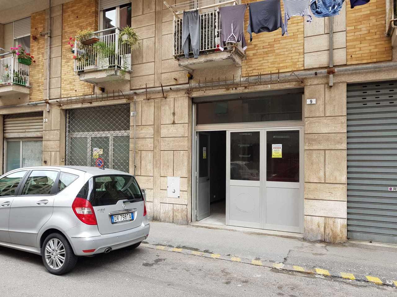 Fondo commerciale in vendita a Marassi, San Fruttuoso, Quezzi, Genova (GE)