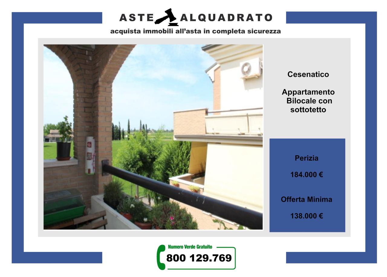 Foto 1 di Appartamento Via Campone Sala, Cesenatico