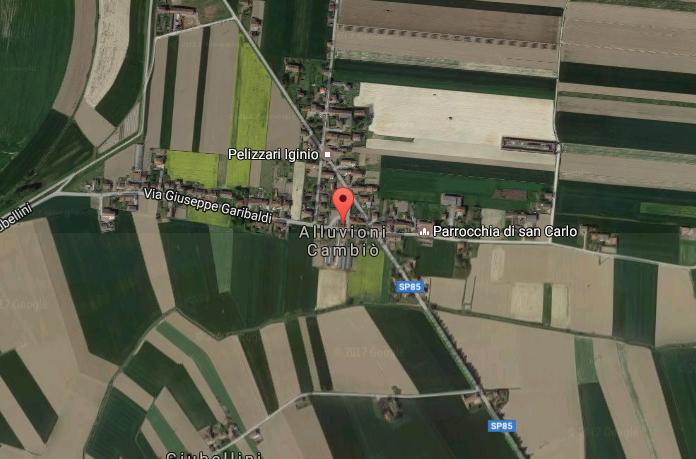 Agricolo - Seminativo a Alluvioni Cambiò Rif.12356003