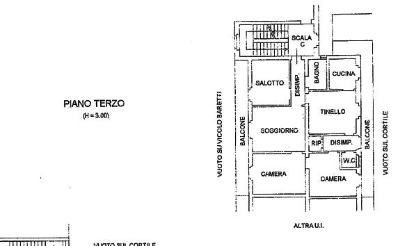 Appartamento in vendita a Valenza (AL)