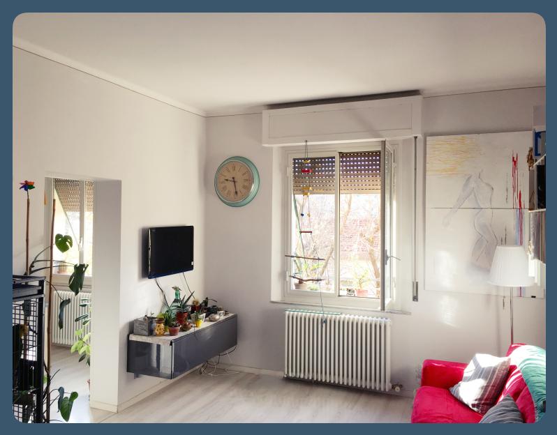 Appartamento in vendita a Parma, 3 locali, prezzo € 120.000 | CambioCasa.it