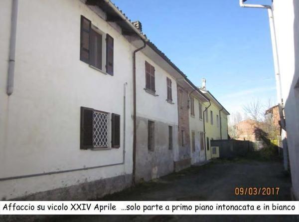 Foto 1 di Attico / Mansarda Vicolo Leonardo Da Vinci  6, Borgoratto Alessandrino