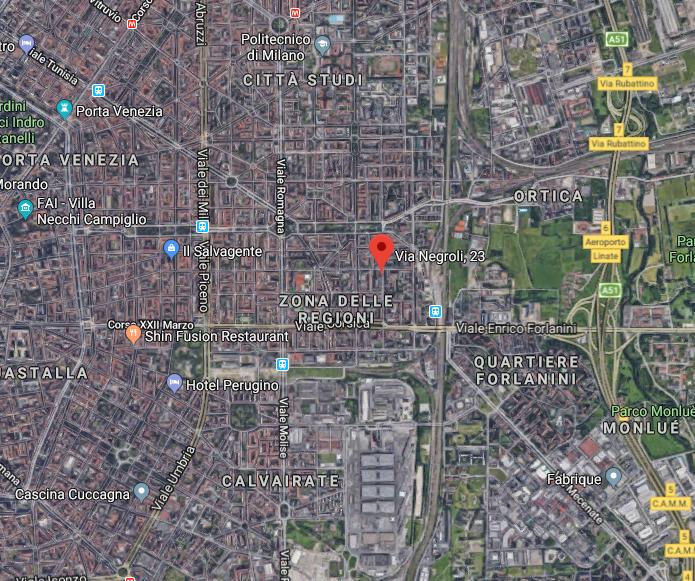 vendita appartamento milano   300000 euro  7 locali  117 mq