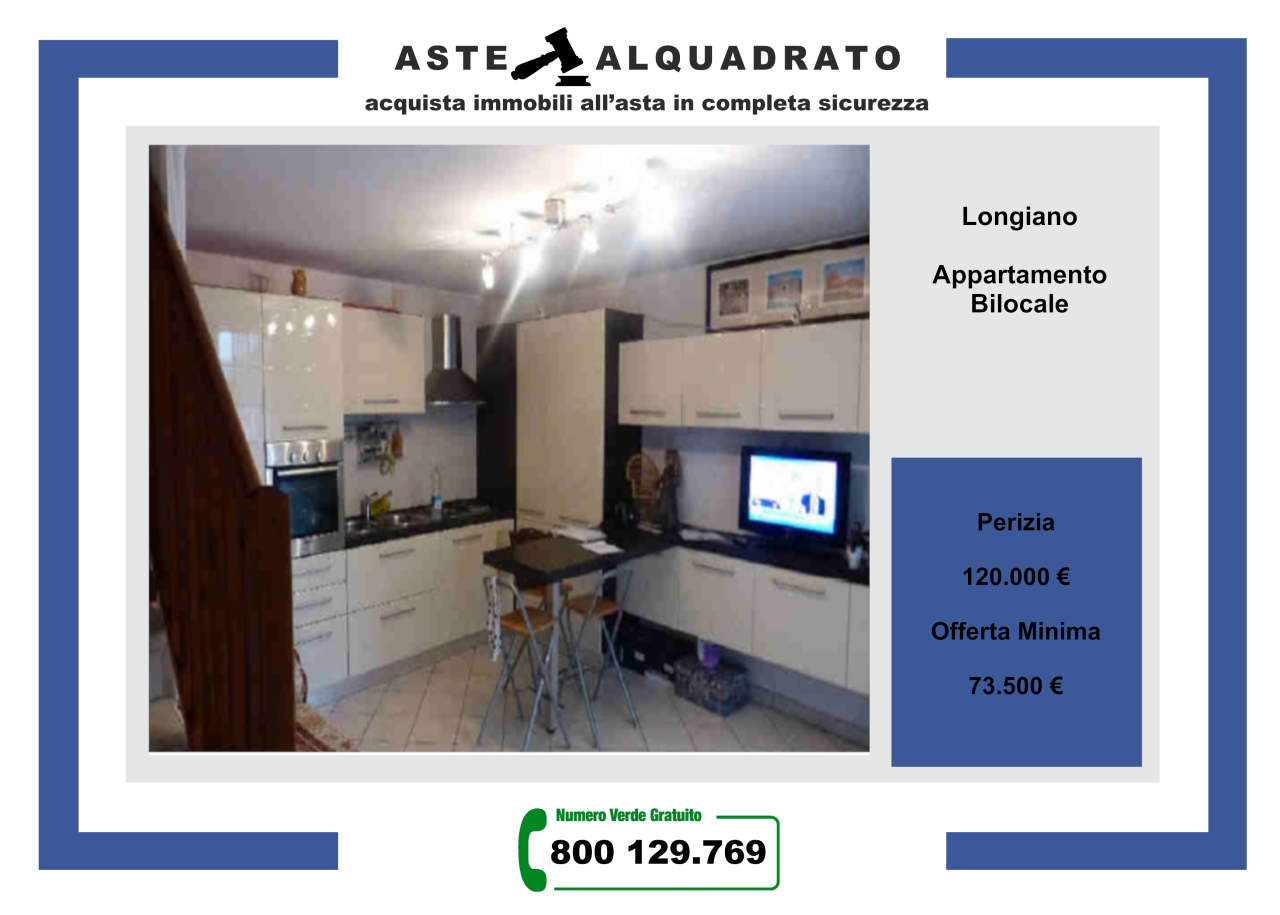 Foto 1 di Appartamento via giosue carducci, Longiano