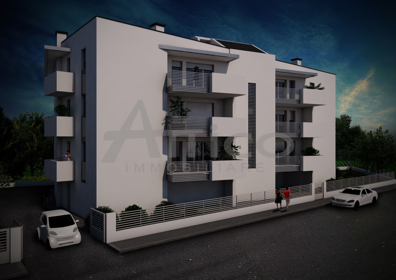 rovigo vendita quart: centro città attico immobiliare