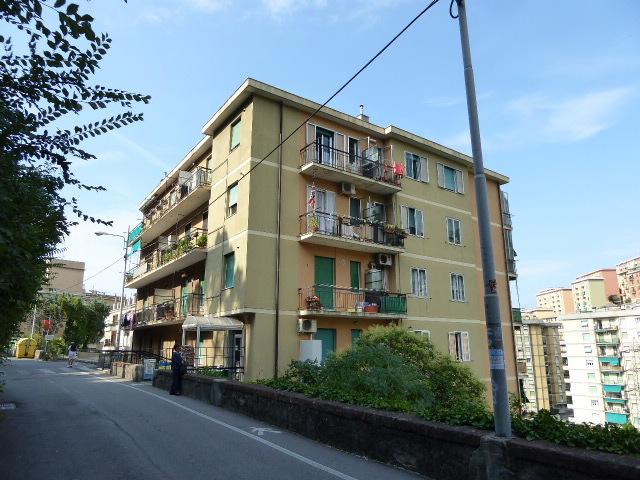 Appartamenti e Attici GENOVA vendita  Borgoratti  Villani Studio