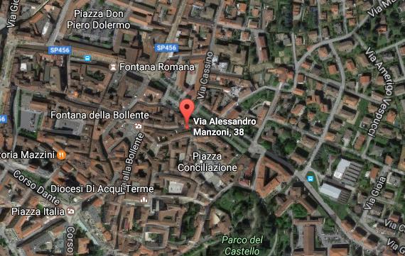 Foto - Garage In Vendita Acqui Terme (al)
