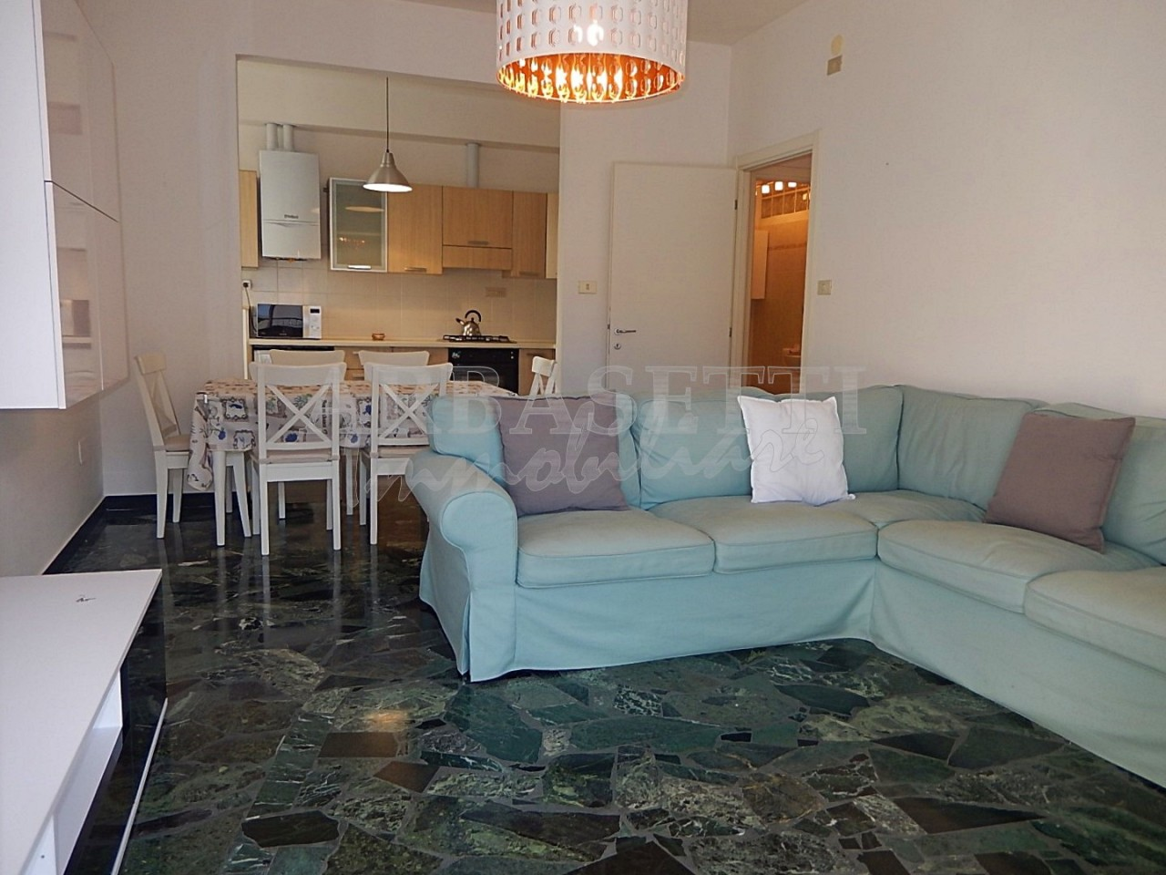 Apartment, 110 Mq, Rent/Transfer - Sestri Levante