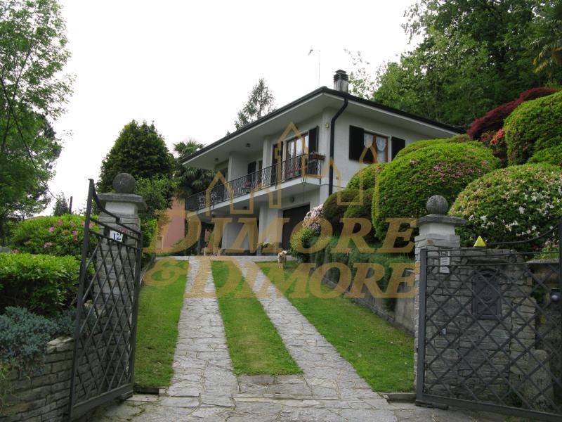 Villa in vendita a Ghiffa, 5 locali, prezzo € 420.000 | CambioCasa.it