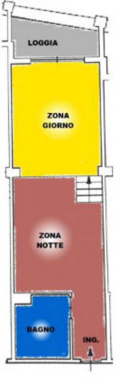 Bilocale Savona Via Turati 6