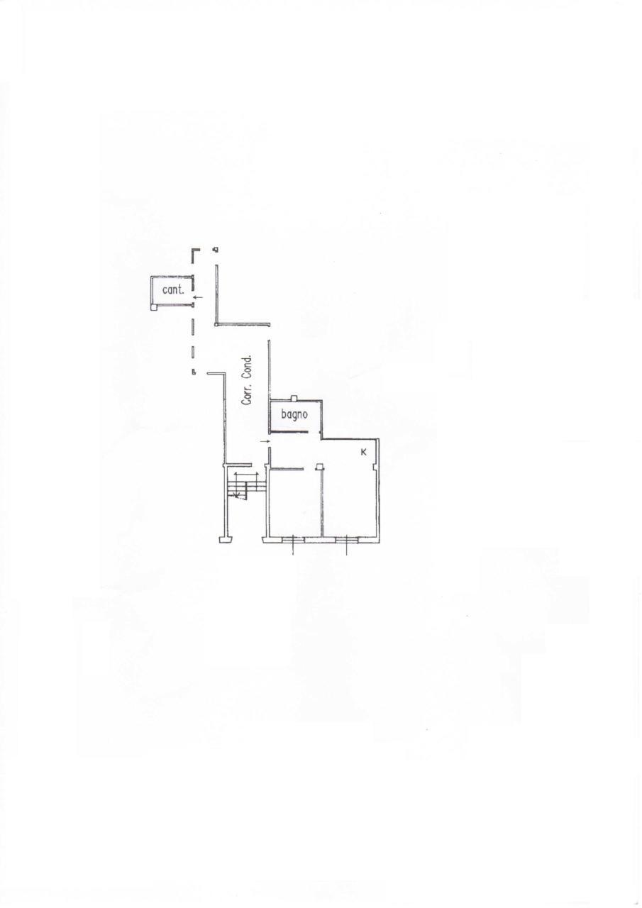 Appartamento in affitto a Vado Ligure, 2 locali, prezzo € 450   CambioCasa.it