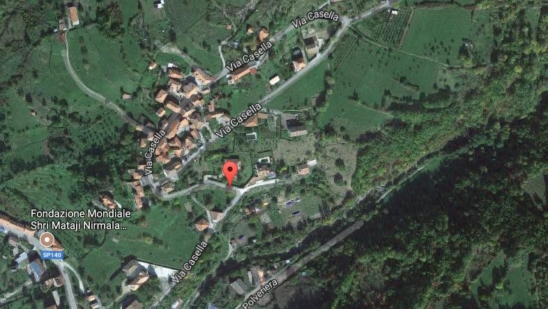 Agricolo - Seminativo a Cabella Ligure Rif.12355998